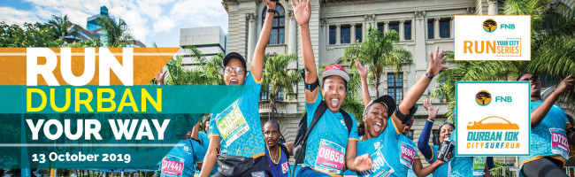 FNB Durban 10K CITYSURFRUN